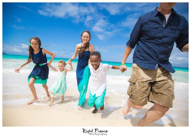 Family Photo Ideas In Hawaii