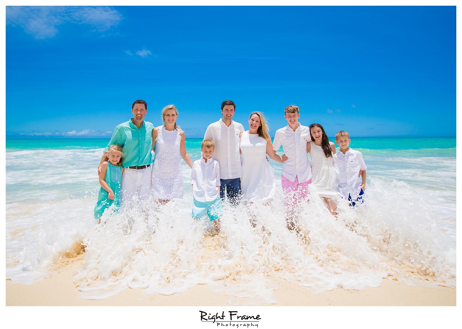 Professional Family Photographer Near Waikiki Beach